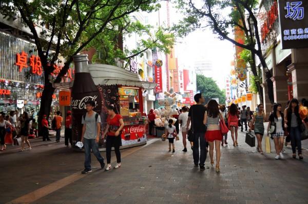 Beijing street 7