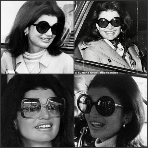 Jackie O glasses