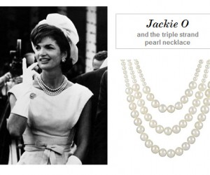 Jackie Onassis fashion style icon Adorn London