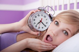 Pic seting alarm