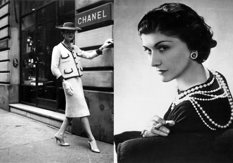 History of chanel fashion 28