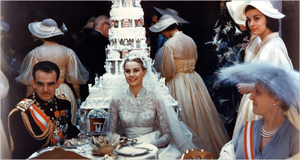 grace kelly wedding 1956