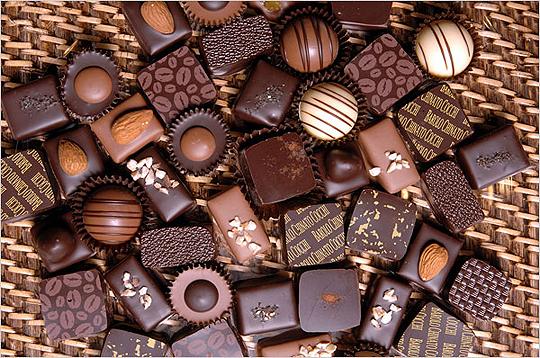 tuscany chocolates