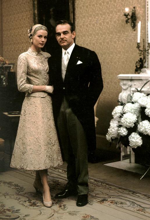 Wedding Dress Like in Fairy tale ! Grace Kelly Dress is Still an ...