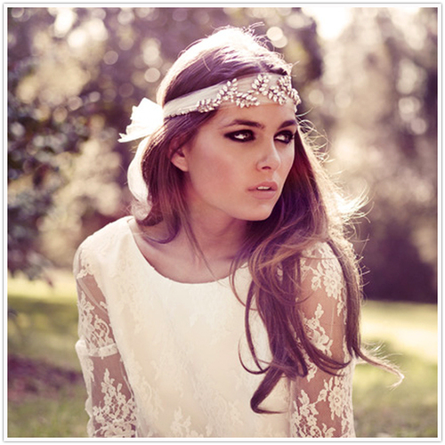 Wedding Hairstyles Boho: Do You Feel Confused When You Are Choosing Wedding Dress