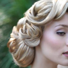 vintage hairstyle