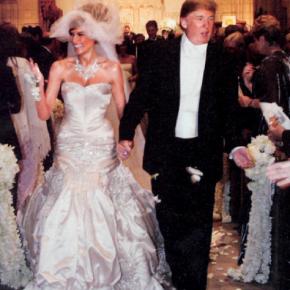 Donal Trump wedding