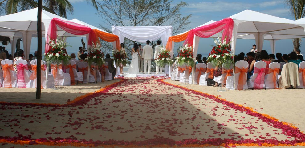 Destination wedding package india