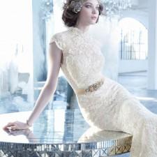 wedding dress lazaro