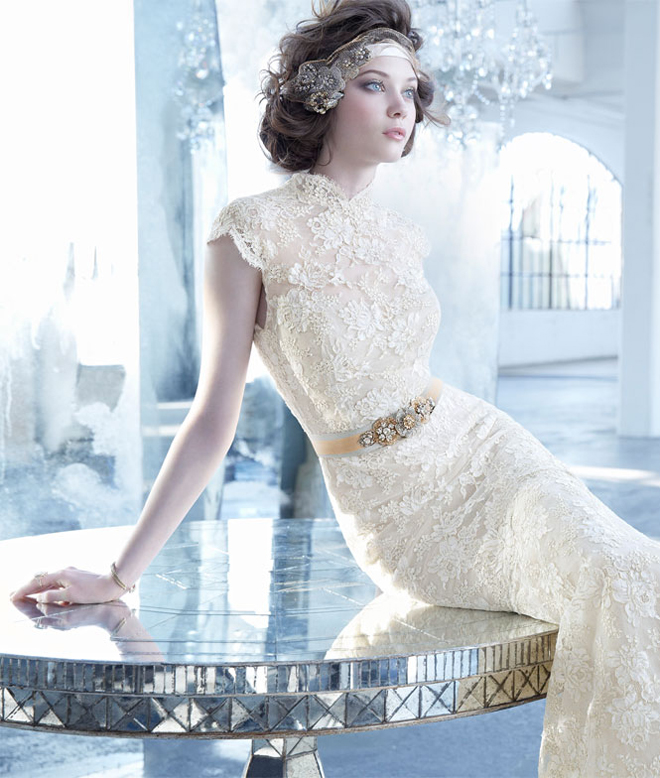 Choose The Perfect Wedding Dress For Your Autumn Wedding