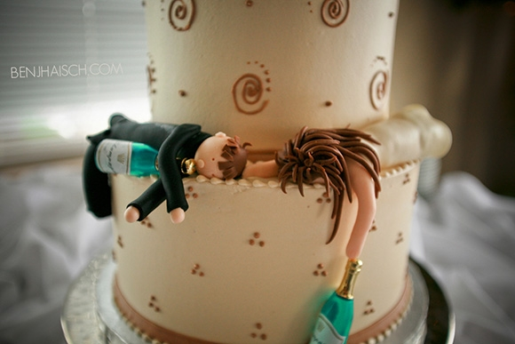 Unusual or Traditional  Wedding Cake?