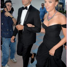 Scarlett Johansson Is Engaged To Romain Dauriac - FILE PHOTOS