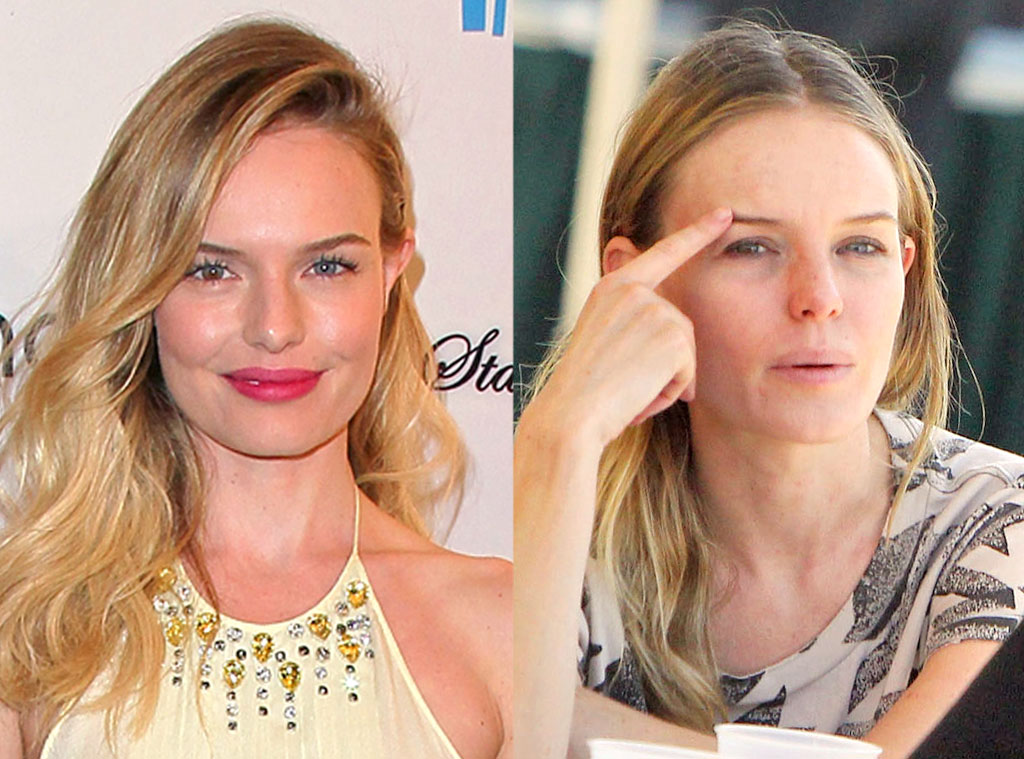 Celebrities Without Makeup Do You Recognize Them