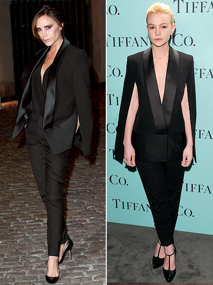 Celebrities Wearing The Same Outfits! Who wore it better?