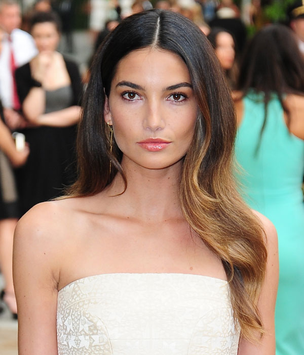 Top 10 Gorgeous Celebrity Ombr 233 Hairstyle Female Fatal