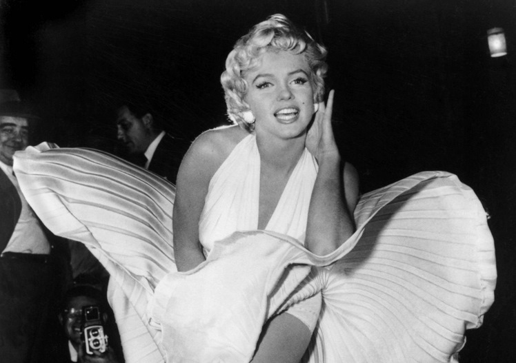 The Most Famous Woman Of Twentieth Century Marilyn Monroe
