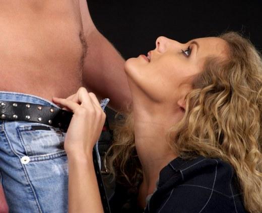 Why men prefer oral sex