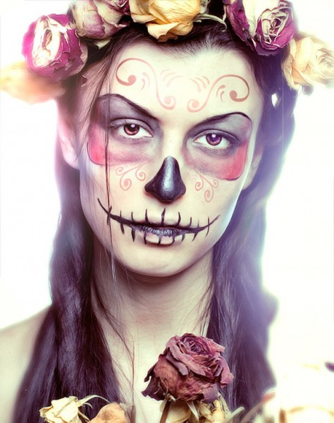 Halloween Is Nearly Here! Here are some amazing halloween makeup inspirations!