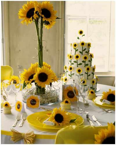 summer wedding theme ideas