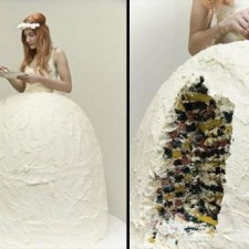 unusual wedding dress