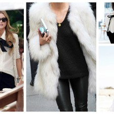 black white outfit inspiration