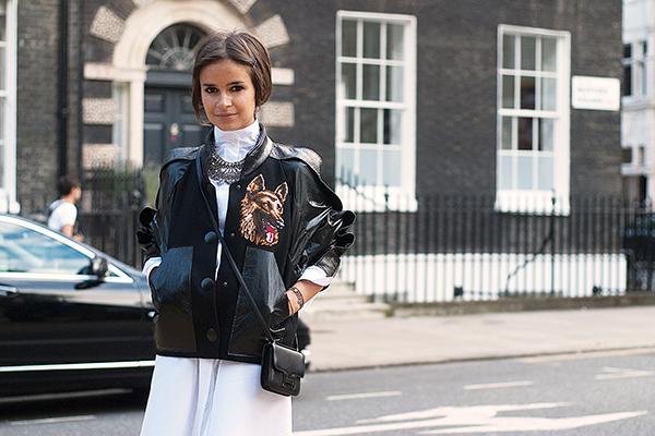 Celebrity Street Style: Miroslava Duma!