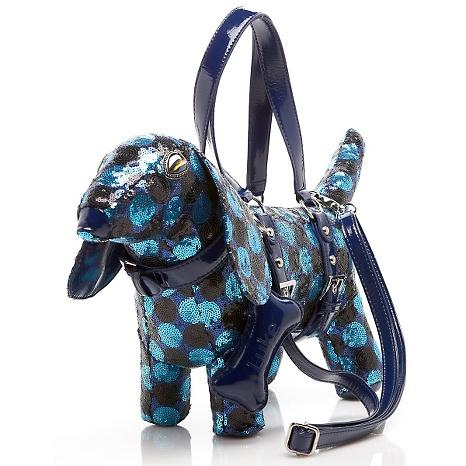 Unique Shaped Handbags Unusual Dog Shaped Handbag