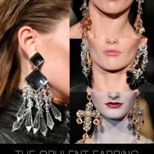 The Opulent Earrings