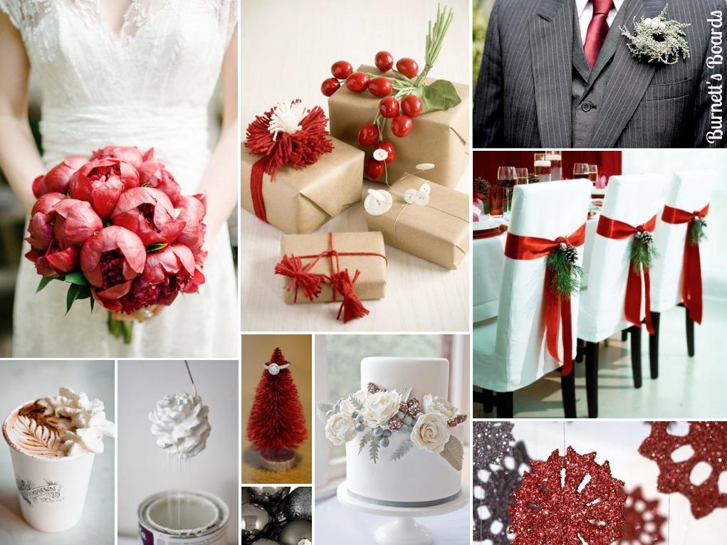 Wedding Gift List Holiday : ... Christmas Wedding? Take A Look Some Wonderful Christmas Wedding Ideas