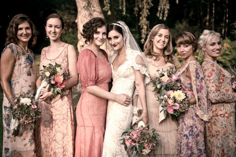 Vintagerose Wedding Party Vintage Rose Romantic