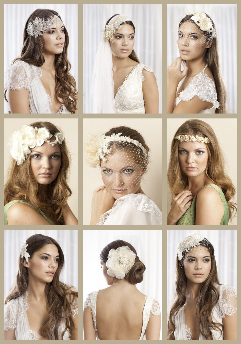 Beauty & Hair 5 Perfect Hair Accessories for a Vintage Bride. Good morning lovelies! Well today sees the start of a new month (I can't believe we're in May already?!) and the end of another week, but before you head off for the weekend I have a post packed full of pretty for your delectation.