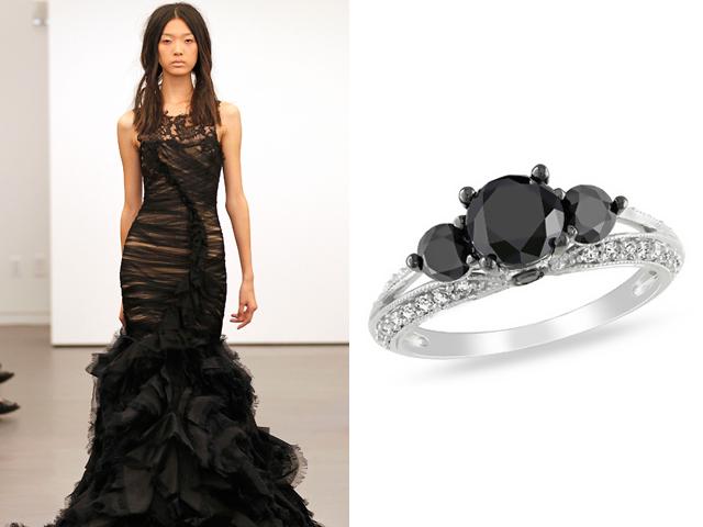 Black Wedding Dresses! Yes or No!? – Female Fatal