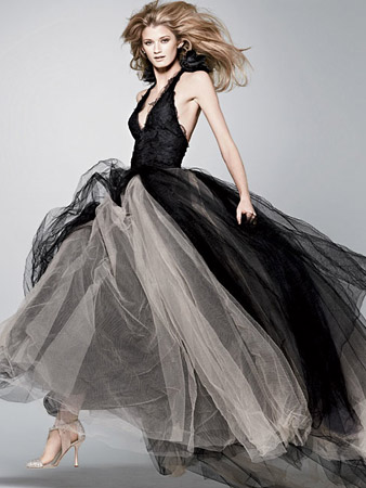 Black wedding dresses yes or no female fatal