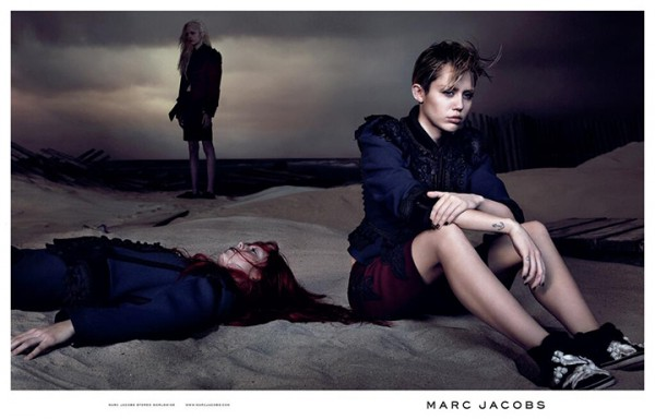 Guess Who Is New Face For Marc Jacobs Spring/Summer 2014 Campaign?