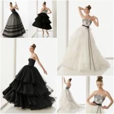 Black wedding dresses yes or no female fatal