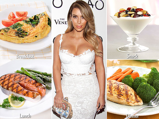 Kim Kardashian: Celebs who lost weight on the Atkins diet ...