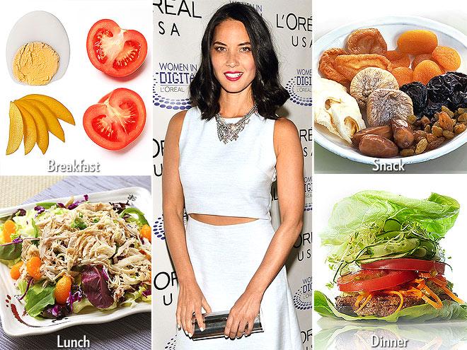 Celebrity diet news