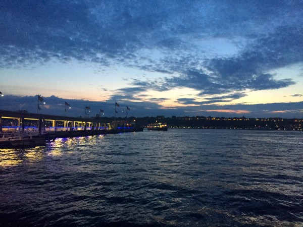 New York Pier 81